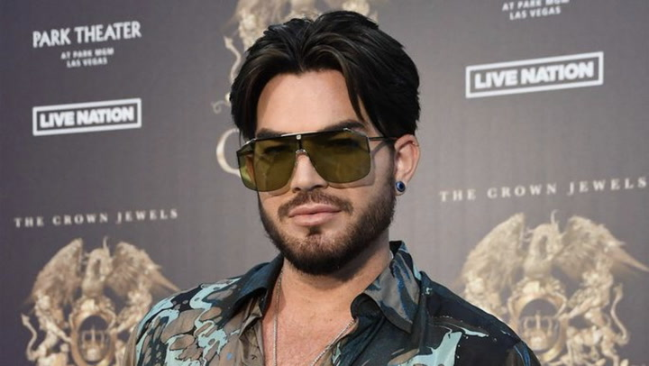 Adam Lambert Won't Be Spending Many Lonely Nights in His New L.A. Party Pad
