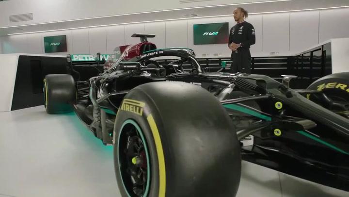 Revelado el nuevo Mercedes W12 con el que Hamilton busca el octavo título