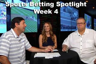 Sports Betting Spotlight Week 4