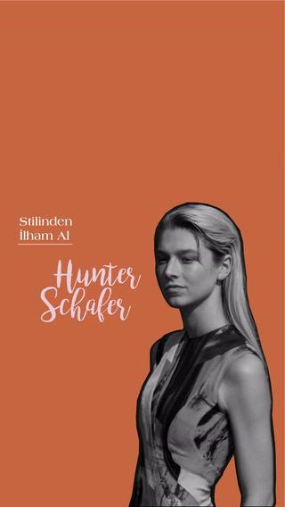 Stilinden İlham Al - Hunter Schafer