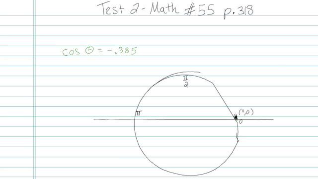 Test 2 - Math - Question 55