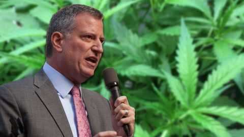 NYC Mayor Orders Police to  End Pot-Smoking Arrests
