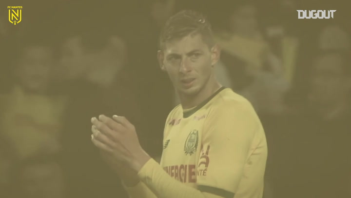 FC Nantes and AS Saint-Étienne remember Emiliano Sala