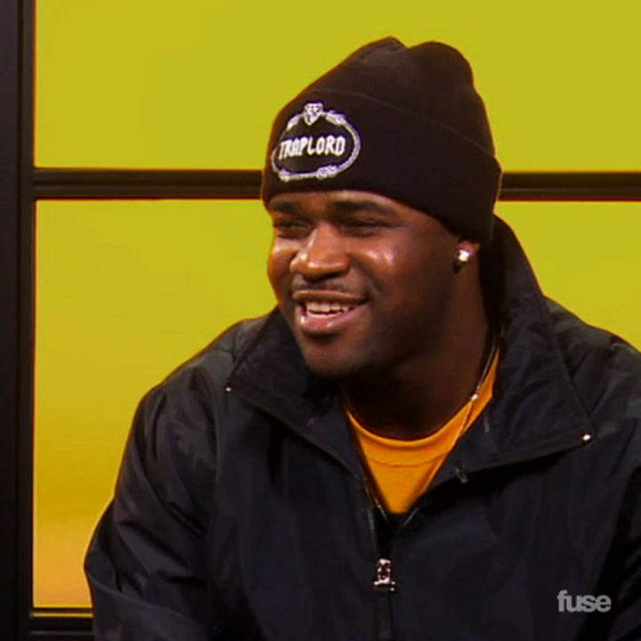 """A$AP Ferg on Juicy J Tour, 90s Fashion & """"Trap Lord"""" Features"""