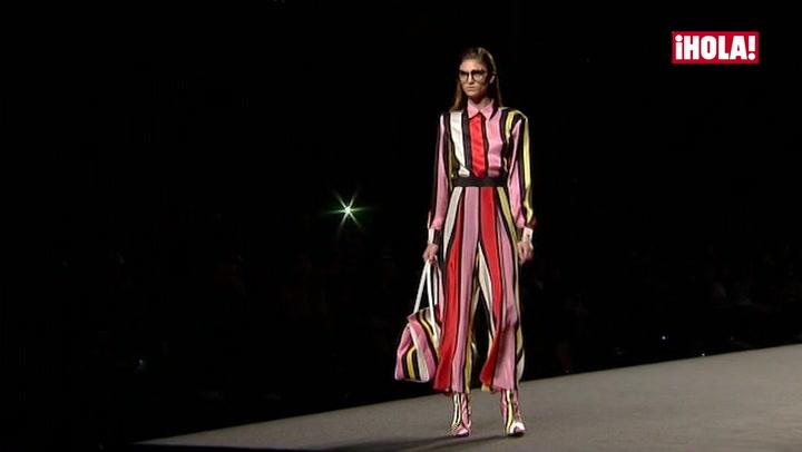 Fashion Week Madrid otoño-invierno 2017-2018: María Escoté