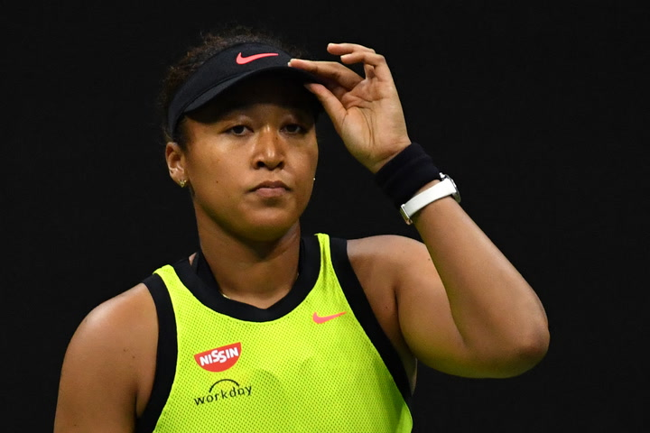US Open: Naomi Osaka tearfully admits she doesn't know when she'll play next after shock defeat
