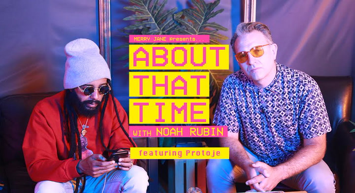 "Protoje Talks Veganism, Smoking on the Streets of Jamaica, and the World Cup on ""About That Time"""