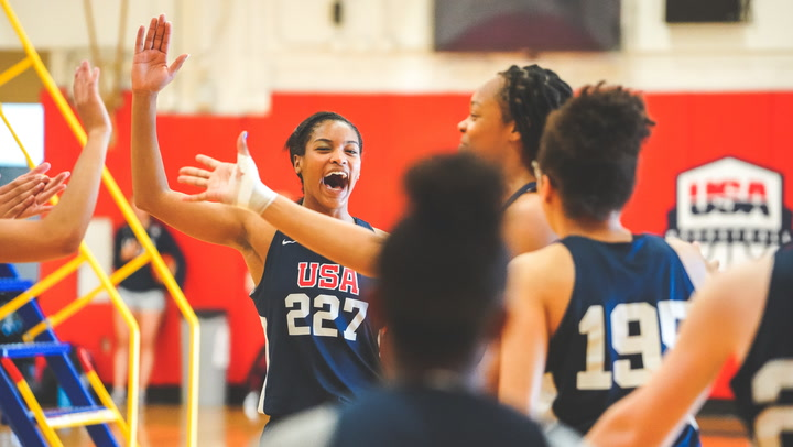 2019 USA Women's U16 Finalists Highlights