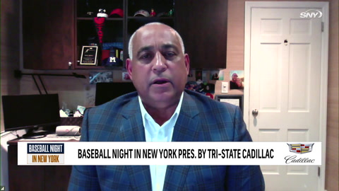 Omar Minaya tells the story of how he scouted and drafted former Mets pitcher Matt Harvey | BNNY