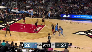 Las Vegas Aces slip past Atlanta Dream – VIDEO