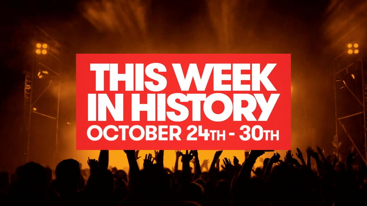 Michael Jackson's Bad Goes No 1, P Diddy's Press Play and More: This Week in History