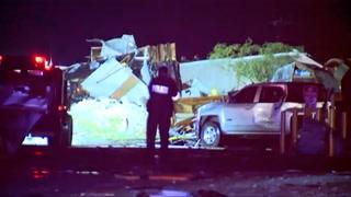 Flere fryktet omkommet etter tornado
