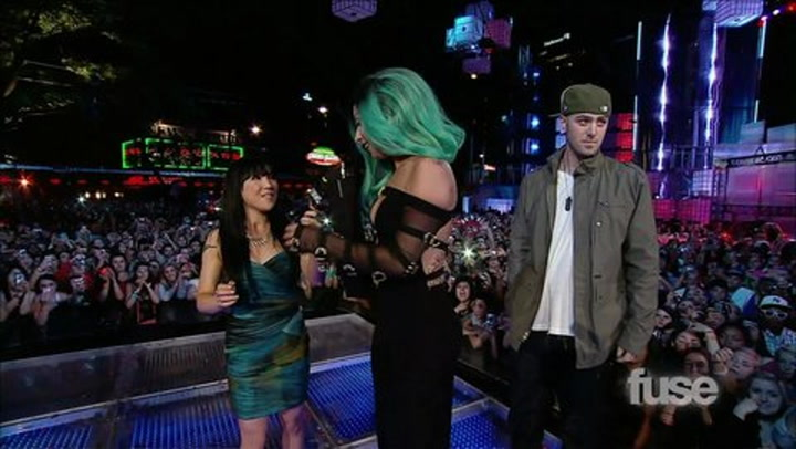 Shows: MMVAs 2011: Lady Gaga Acceptance Speech