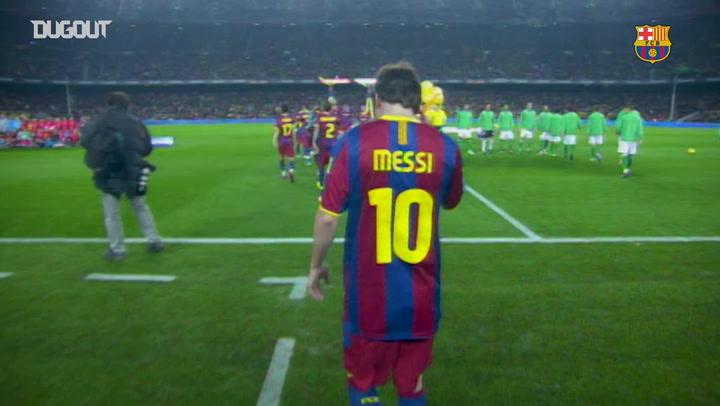 10 years since Barcelona's unique Ballon d'Or podium
