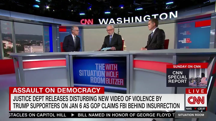 CNN's Acosta: 'You Have to Wonder' If Trump Rallies This Summer Will Lead to Deadly Riots Like 1/6
