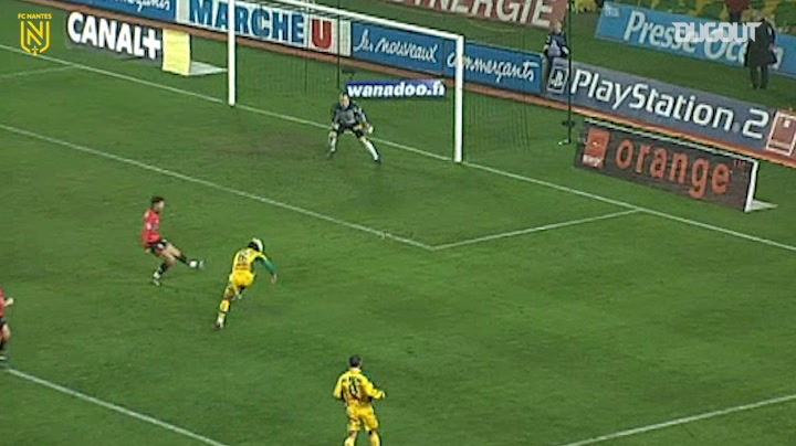 FC Nantes' derby victory over Rennes