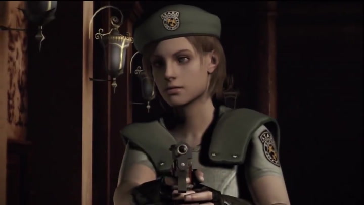 Jill Valentine Tribute Capcom Unity