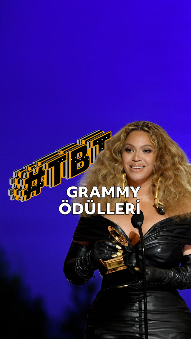 #tbt Moda - Grammy  Ödülleri