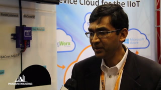 Smart cloud-connected building devices set stage for intelligent information reporting (video)