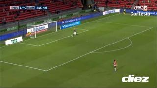 El fiasco del año en el PSV FC vs Emmen: Yvon Mvogo quería salir jugando y terminó con el balón en su propio arco