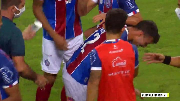 El gol y la dedicatoria de Zeca que hacen saltar las lágrimas a todo el mundo