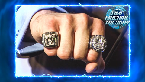 Eli Manning, Justin Tuck, David Diehl, and the Giants get their rings in 2012 | Time Machine Tuesday