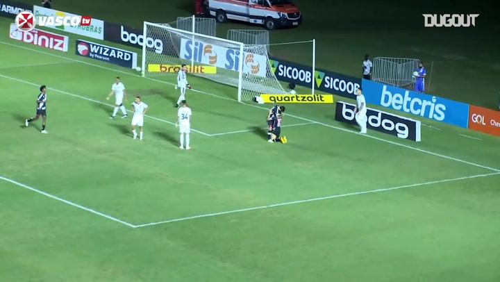 Germán Cano secures Vasco win over Athletico-PR