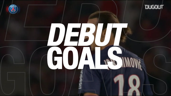 Debut Goals: Ibrahimović Vs Lorient
