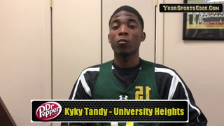Kyky Tandy Commits to Xavier