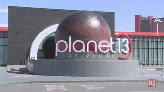 Planet 13, Clark County prepare free meals – Video