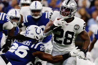 Vegas Nation: Raiders discuss their 31-24 win over the Colts