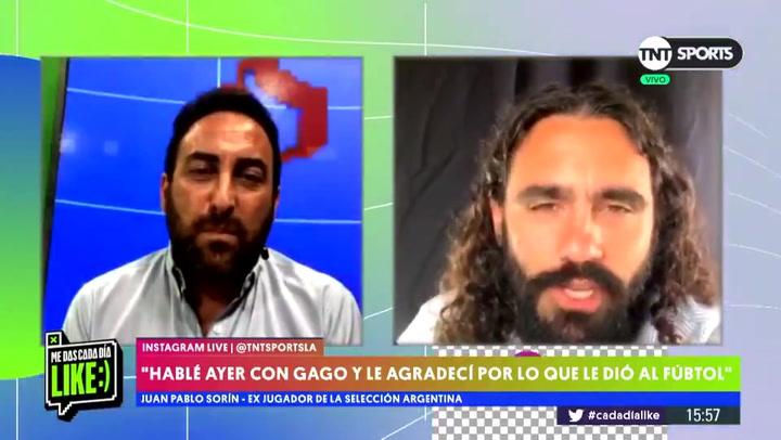 """""""A Messi lo veo cada vez más líder"""""""