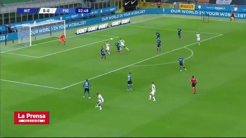 Inter de Milan 4 - 3 Fiorentina (Serie A)