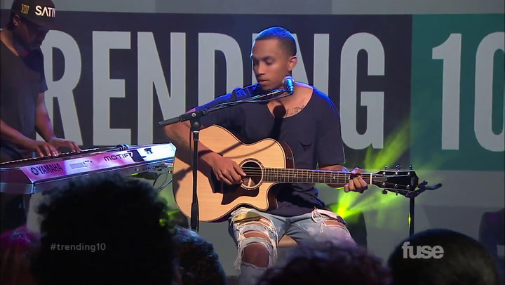 Shows: Trending 10: Sebastian Mikael Performance (June 2014)