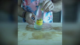 Ben Potts Makes a Quarantine Punch