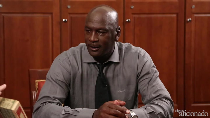 Lighting Up (Behind the Scenes): The Michael Jordan Interview