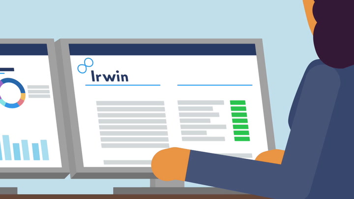 Irwin: Technology Provider for Capital Market Professionals