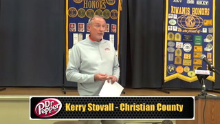 Stovall on Perspective of Christian County Program