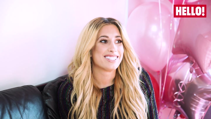 851083c207 Stacey Solomon s New Year s Eve pyjamas are divine – and you can still buy  them