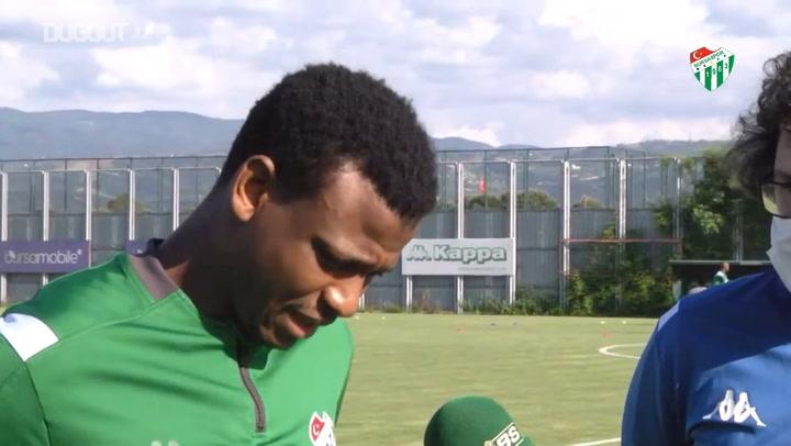 Shehu: Herkes Hazır, Futbola Dönmeyi İstiyor