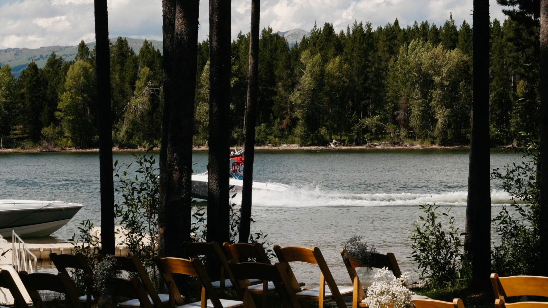 Abby + Preston | Island Park, Idaho | Island Park
