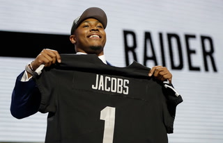 Raiders Draft 2019 Round 1 Picks – Video