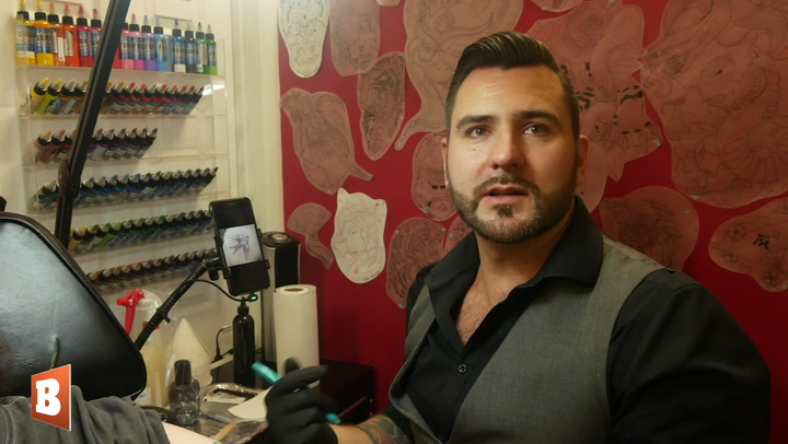 Great Reopening: Tattoo Parlour Defies London Coronavirus Lockdown