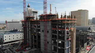 Circa Las Vegas Construction Update – Video