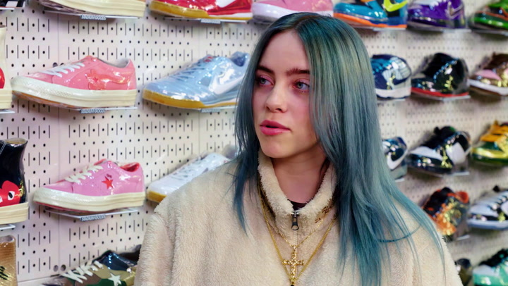 Billie Eilish: Sneaker Shopping