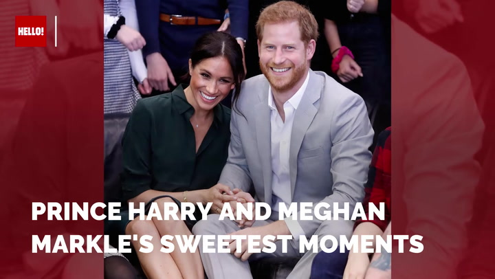 Prince Harry and Meghan Markle\'s sweetest moments