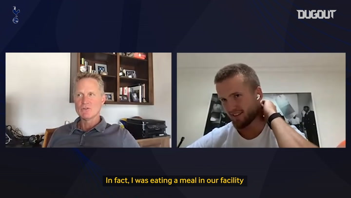 Eric Dier and Steve Kerr discuss Spurs' Ajax comeback