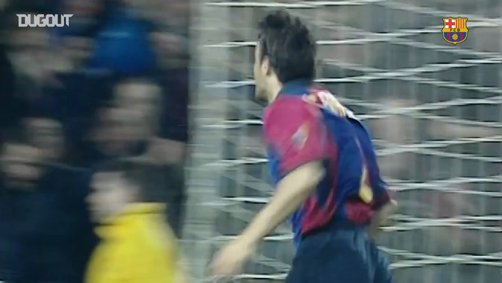 Hat-Trick Heroes: Luis Enrique Vs Athletic Bilbao