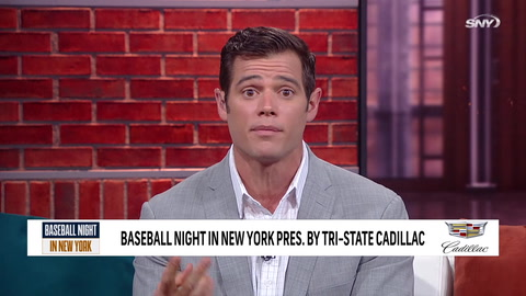 Where will Mets be in standings after five games against the Nationals? | Baseball Night in NY