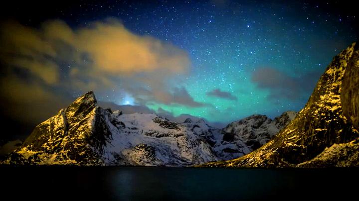 Norge kan knapt bli vakrere